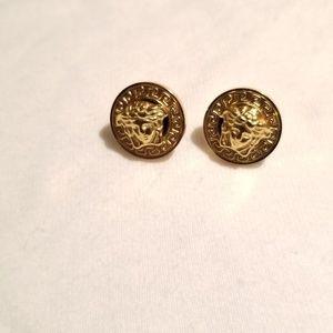 Medusa Stud Earrings